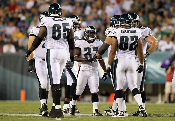 Eagles Who Are Fighting For Jobs On The Offense