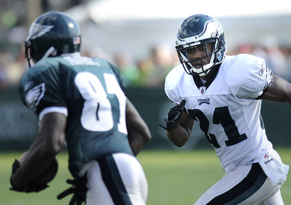 Report:  Eagles Receiving Trade Offers For Joselio Hanson