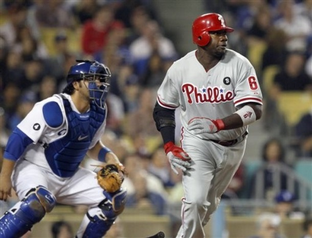 Phillies Rally From Early Deficit To Sweep Dodgers