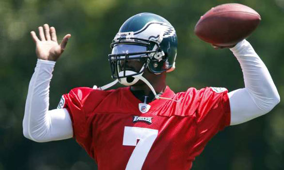 Eagles Practice In Preparation For The Rams