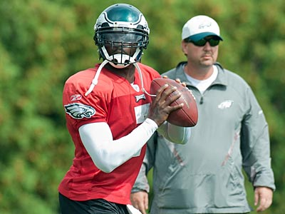 Vick Needs To Expect The Blitz From HIs Left Side
