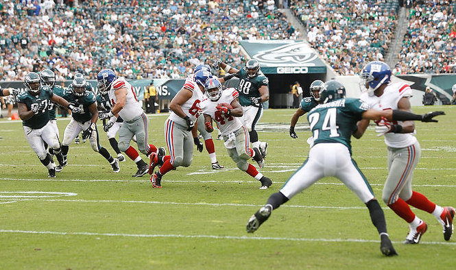 Eagles Unable To Get The Job Done In The Fourth Quarter