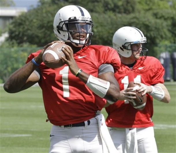 QB Situation Could Affect Penn State's Future