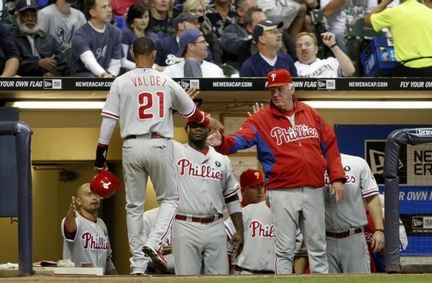 Six Run Inning Powers Phillies To Victory