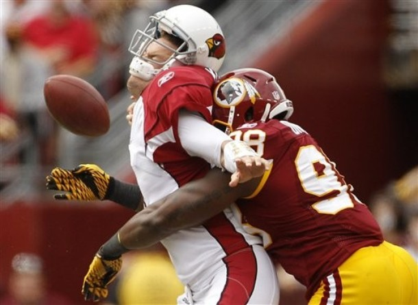 Eagles O-Line Battling Injuries As They Prepare For Orakpo & Kerrigan