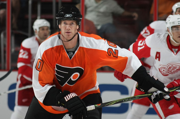 Pronger Is Still The Man For the Flyers