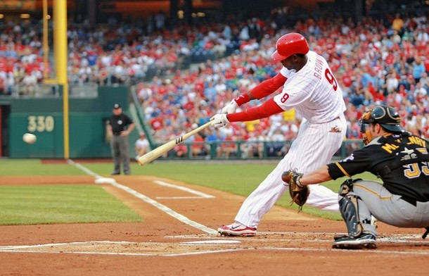 Another year in the Minors for Dom Brown?