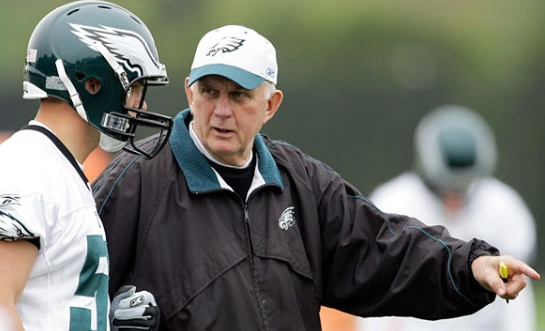 Vick On Jim Johnson: His Defenses Made Me Doubt My Ability