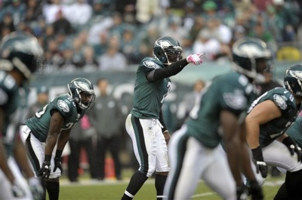 Eagles O-Line Is Getting Job Done, But Struggling In The Red Zone
