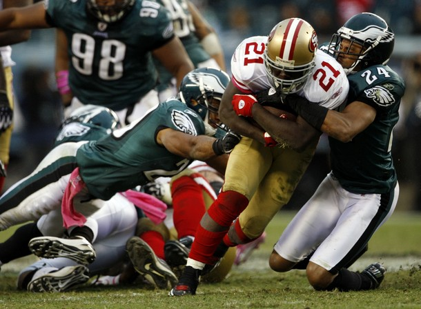 Eagles Defense Made Niners 32nd Ranked Offense Look Great