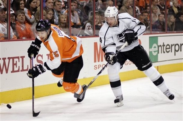 NHL News and Notes: October 17, 2011
