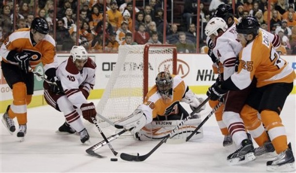 A Tale Of Two Flyers' Defenses