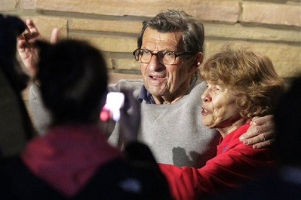Joe Paterno's Firing From A Penn State Student's Perspective