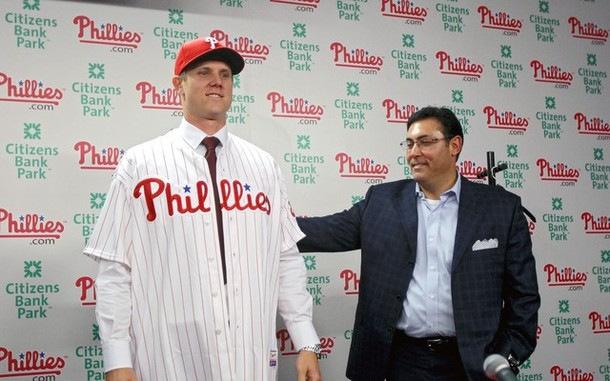 Phils Have Done Well So Far, But They're Not Finished