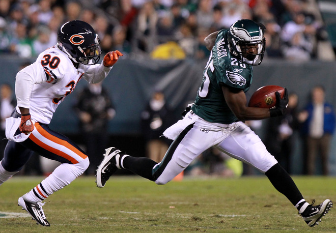 LeSean McCoy Continues To Lead NFL Running Backs