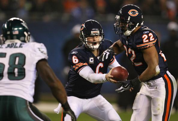 Key Matchups:  Eagles Defense vs. Matt Forte & Bears Offense