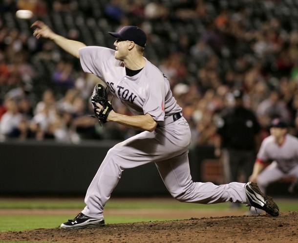 Phillies Sign Former Boston Closer Jonathan Papelbon