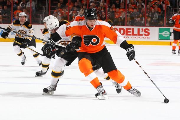 The Flyers Are In Desperate Need Of Last Year's James van Riemsdyk