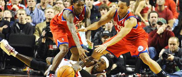 Early Struggles Doom Sixers In 107-103 Loss To The Trailblazers