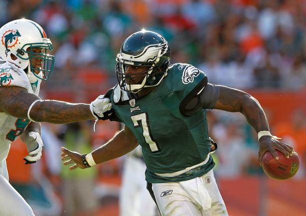 The Optimistic Scenario For Vick And The Eagles Last Three Games