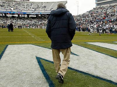 Does Paterno's Mistake In The Sandusky Scandal Erase All His Good Deeds?