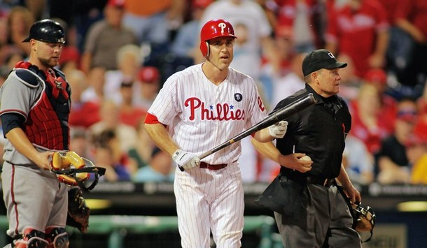 Chase Utley Talks About Staying Healthy