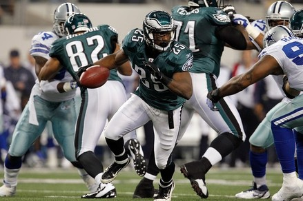 2012 NFL Offseason: The Eagles Running Backs