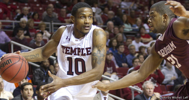 Drexel And Temple Could Meet In March