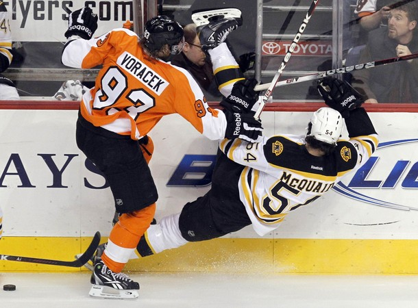 Is it Time to Part With Voracek While Value is High?