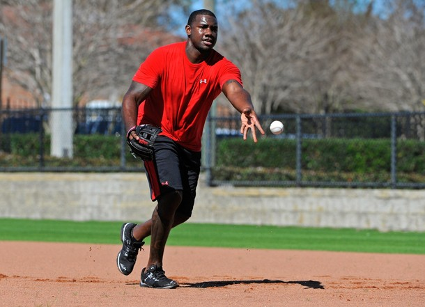 Rollins Expects Ryan Howard To Miss At Least Two Months Or More