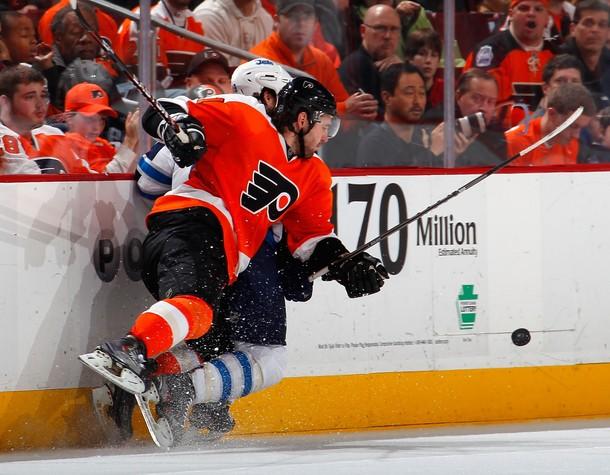 Timonen, Meszaros Out 'Indefinitely' for Flyers