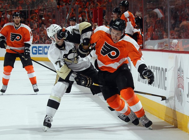 Flyers Have Helped The Penguins Ruin Their Reputation