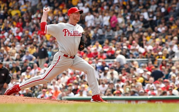Superb Pitching Anchors Phillies To Opening Day Victory
