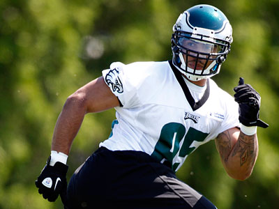 Mychal Kendricks Could Be In Position To Start