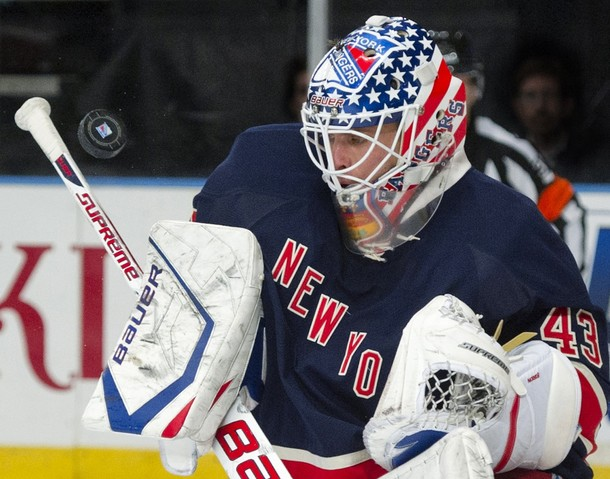 Biron is Best Choice for 2013 Back-Up Goaltender