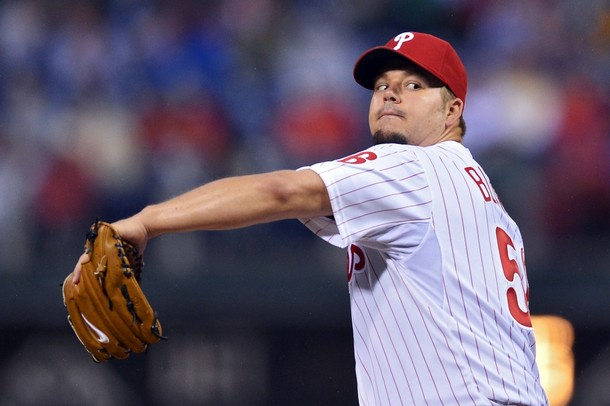 Notes From Phillies' 7-5 Loss To Boston