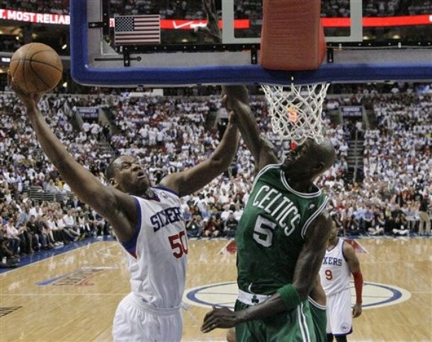 """The Sixers Told Boston """"We Aren't Going Anywhere"""""""