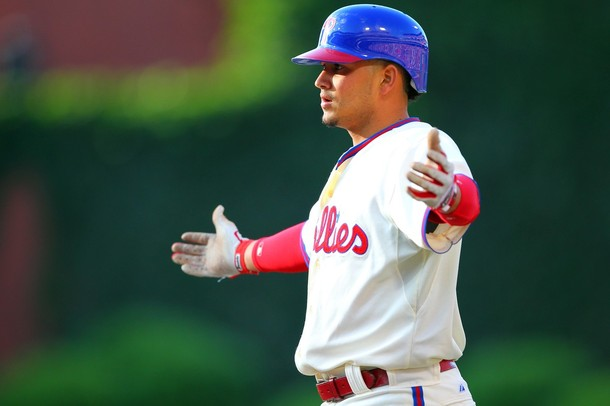 Galvis Suspended 50 Games
