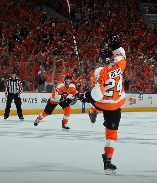 Read Key to Flyers Fourth Line Success