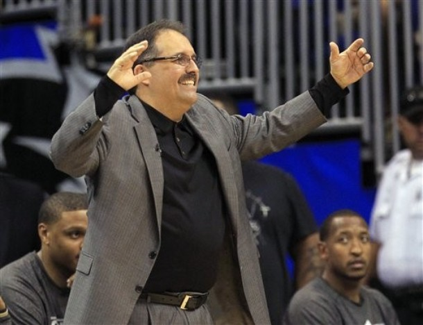 The Ascent Of Stan Van Gundy