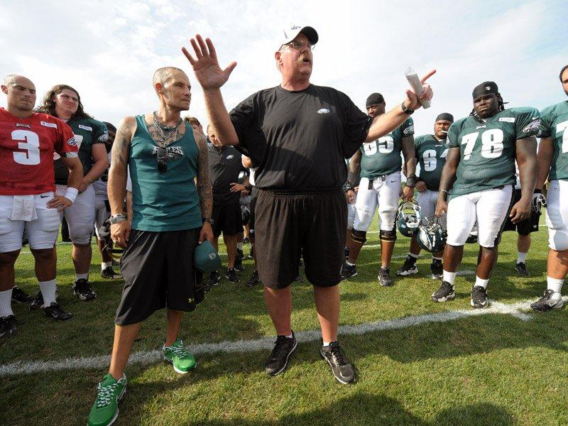 Andy Reid Letter To A Special Eagles Fan