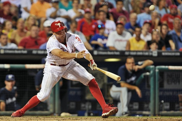 Fire Sale: Phillies Trade Hunter Pence And Shane Victorino