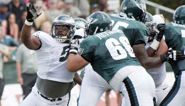 Eagles Practice Rewind:   More Injuries In Birds Competitive Camp