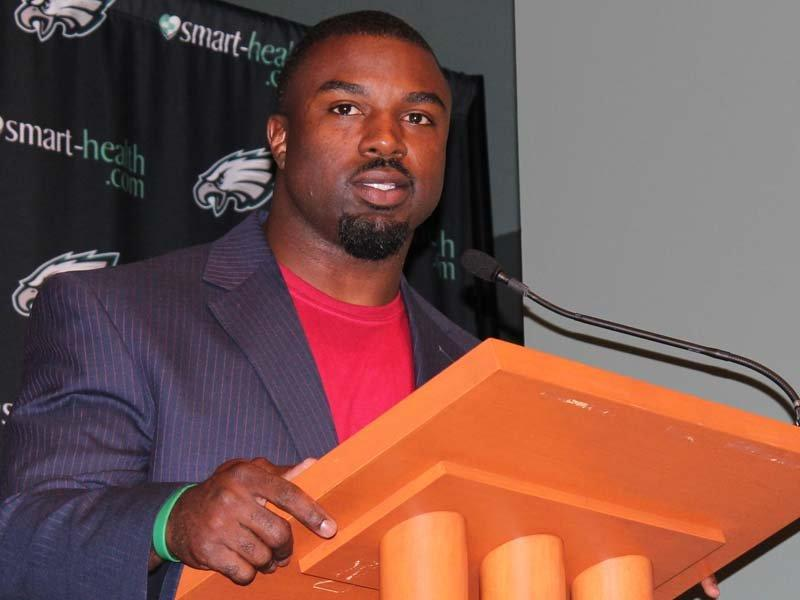 "Andy Reid On Brian Westbrook: ""Never Coached A Player As Smart"""
