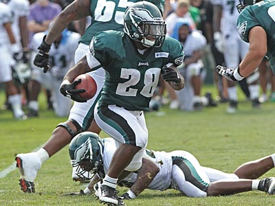 Big Night For Examination Of Eagles Offensive Depth