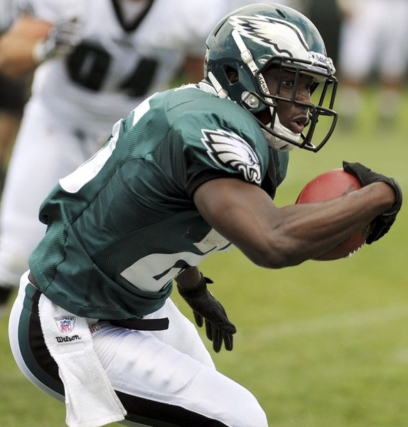 LeSean McCoy Speaks About The Physicality Of Training Camp