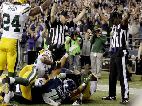 Awful Call In The Green Bay-Seattle Game Puts The Pressure On The NFL