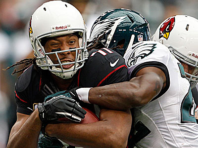 Eagles Secondary Didn't Focus On Stopping Larry Fitzgerald
