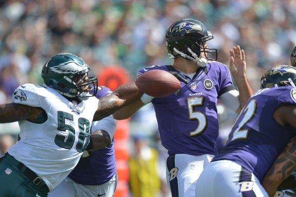 Eagles Pass Rush And Pass Coverage Is Strength Of Team