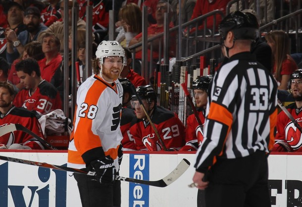 Claude Giroux in Negotiations to Join KHL's Avangard Omsk
